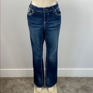 Hydraulic Bailey Bootcut Jeans Womens Size 18